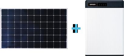 太陽光・蓄電池セット
