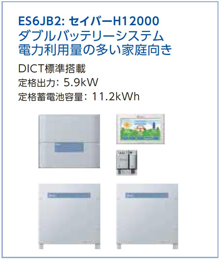 デルタ電子11.2kWhの製品写真