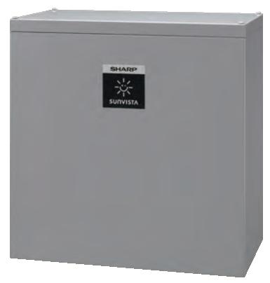 シャープ6.5kWh蓄電池 JH-WB1921製品写真