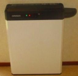 オムロン蓄電池 6.5kWh 施工写真