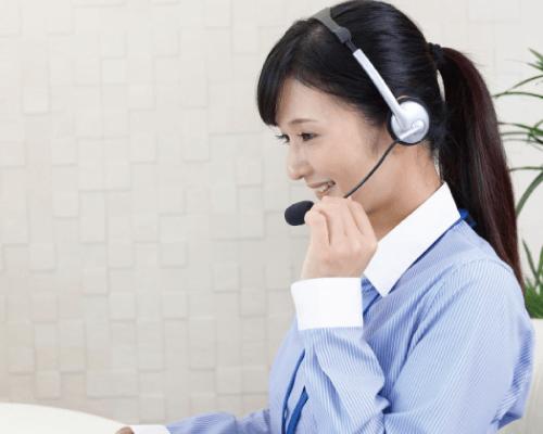 電話相談サービスのイメージ