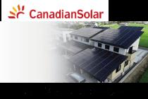 カナディアンソーラー太陽光イメージ