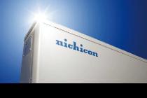 ニチコン蓄電池のイメージ