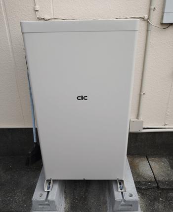 長州産業 Smart PV Plus 7.04kWh施工写真
